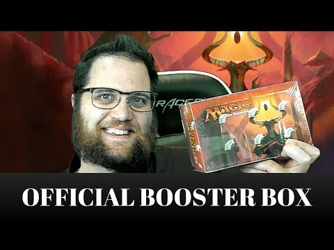 OFFICIAL HOUR OF DEVASTATION BOOSTER BOX OPENING!