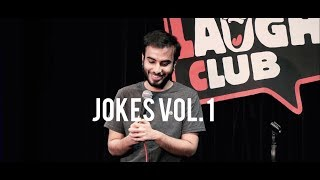 Jokes Vol. 1 | Stand-up Comedy by Shaad Shafi