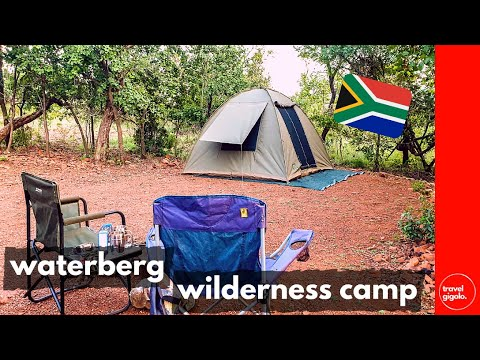 Campsite Review: Waterberg Wilderness Camp (Camping Limpopo, South Africa)[Private/Off-Grid Camping]