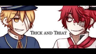 【FUKASE English & Oliver】Trick and Treat  +MP3