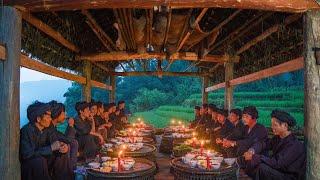 Lễ Hội Khô Già Già Y Tý (P3) Lễ Gọi Hồn Người Sống & Lễ Cúng Gia Tiên | Sapa Tv