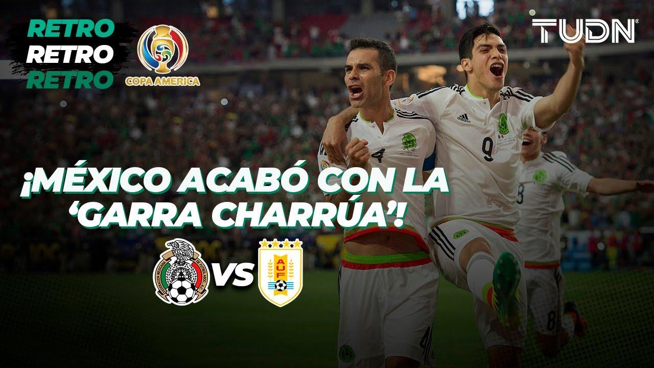 Download Fiebre de Copa América: ¡Victoria MAGISTRAL de México sobre Uruguay!   Retro 2016   TUDN