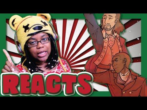 Ten Things One Thing Hamilton Animatic Reaction
