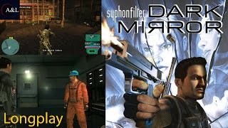Syphon Filter: Dark Mirror - PSP Longplay [4K]