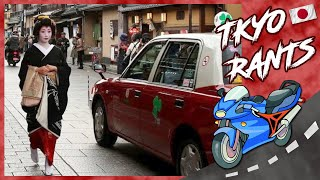 TkyoRants:  MY INTERVIEW FOR JAPANESE TAXI COMPANY