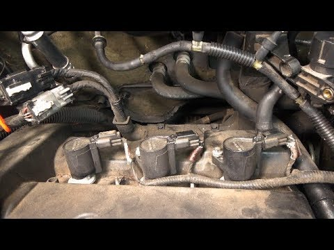 Spark Plug Replacement 2004 Ford Escape 3 0l 6 Cylinder
