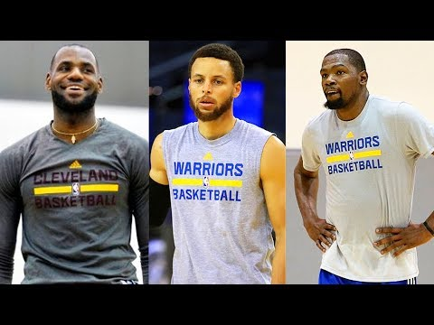 Stephen Curry Impossible Basketball Trick Shots vs LeBron James & Kevin Durant | Dude Perfect NBA