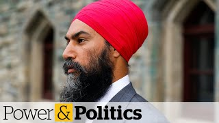 Jagmeet Singh responds to government's new pandemic legislation