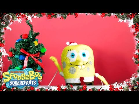 SpongeBob Holiday Acapella Mashup 🎄 🎤 | SpongeBob SquarePants | Nick