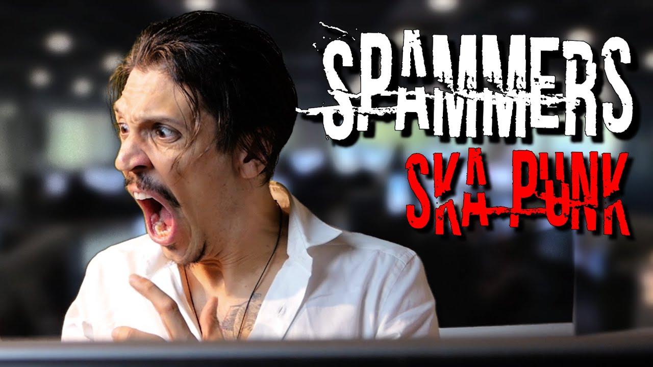 SPAMMERS - Ska Punk songs 2020 (feat. Daniele Vitale)