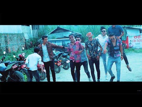 Devrazz - Railla l OFFICIAL MUSIC VIDEO l New Nepali Rap Song 2018