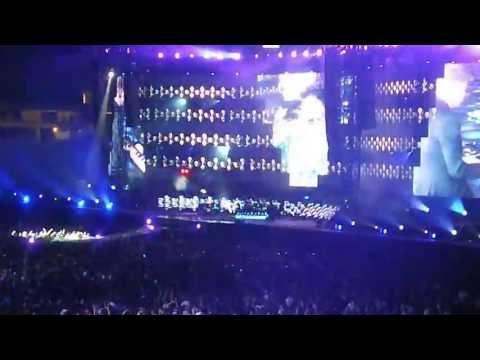 "Muse - ""Undisclosed Desires"" live @ Palau Olímpic Lluís Companys, Barcelona (720p)"