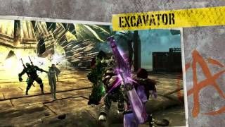 Anarchy Reigns Fight To The Death HD video game trailer - PS3 X360