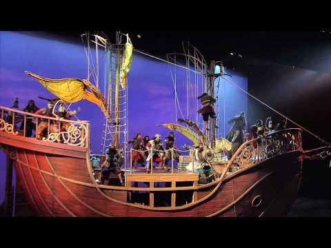 Scene From The Jonah DVD - Sight & Sound Theatres