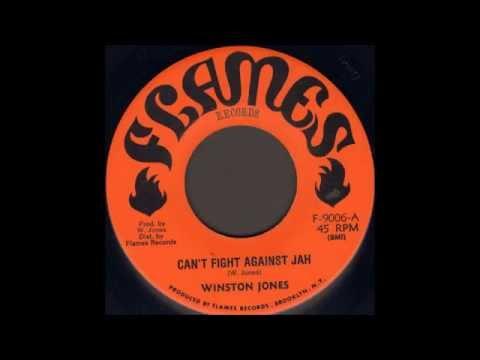 Winston Jones - Can't Fight Against Jah