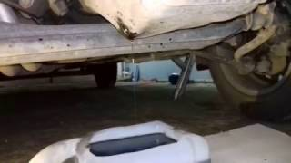 Audi против Хадо - промывка двигателя