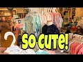 New Clothes At Carter's - Shopping For New Reborn Baby