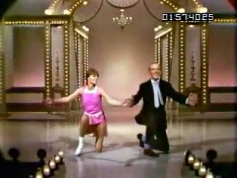 Hollywood Palace 4/30/66 - Barrie Chase & Fred Astaire Dancing to Boom Boom.