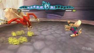 Spore Hero Nintendo Wii Video - SpiderBat