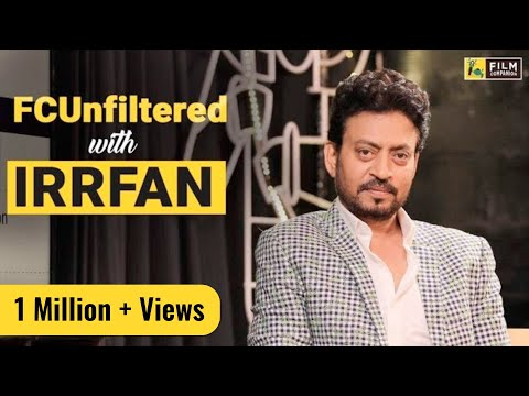 Irrfan Khan Interview with Anupama Chopra | Hindi Medium | FC Unfiltered