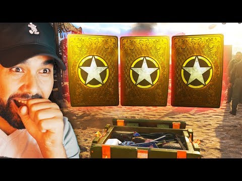 Opening 85+ SUPPLY DROPS in COD WW2! (Best HEROIC Supply Drop Opening)