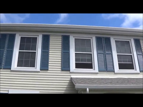 How To Paint Exterior Shutters Fast And Easy