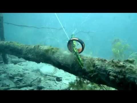 ResQlure Lure Retriever – рыболовный отцеп на принципе накидной петли-удавки.