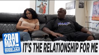 """ITS THE RELATIONSHIP FOR ME"" l BIGG JAH"