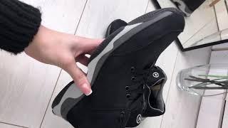 Обзор шикарных мужских кроссовок с ортопедической стелькой