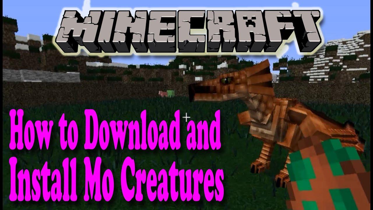 Скачать бесплатно Mo'Creatures мод для Minecraft 1.7.2/1.6 ...