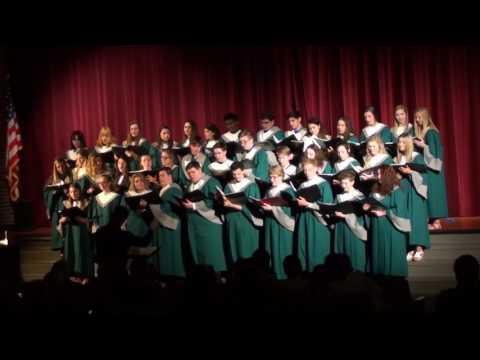 2017 Lake Catholic Spring Concert Concert Choir 2 4 Chords A Choral Medley