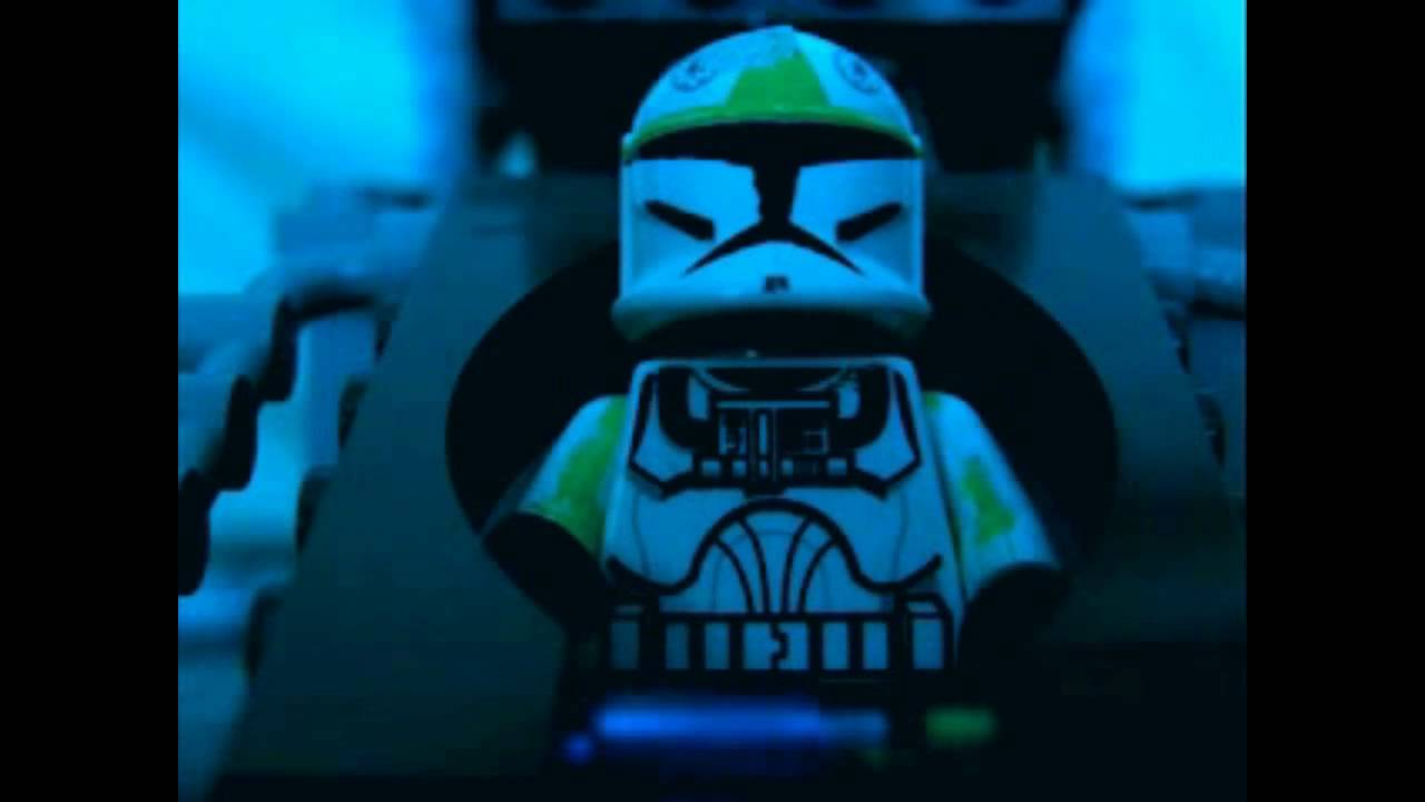 A Clone Wars Holiday (Lego Star Wars Christmas Special) - YouTube