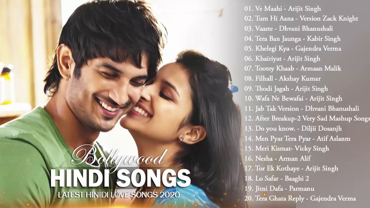Bollywood Romantic Love Songs 2020 - New Arijit Singh/Neha Kakkar/Atif Aslam/Armaan Malik Songs 2020