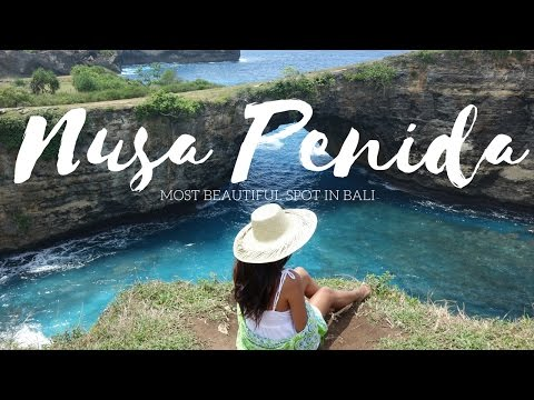 Best spot in Bali! | Nusa Penida travel vlog