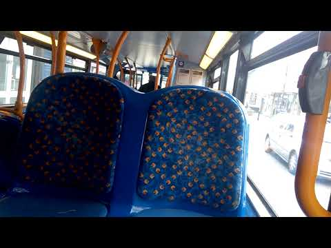 Stagecoach in Warwickshire Scania N230UD Alexander Dennis Enviro 400 15677 X17