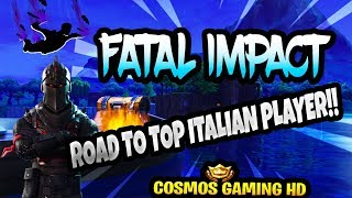 🔴LIVE FORTNITE ITA : PROVINI CLAN FATAL TEAM COMPETITIVO ! PC E PS4 !