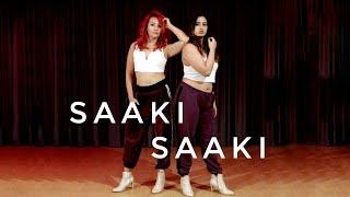 Saaki Saaki - Musafir | The Bom Squad | Svetana X Radhika Choreography