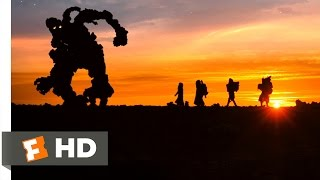 Repeat youtube video Noah (1/10) Movie CLIP - The Watchers (2014) HD