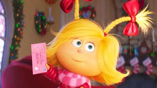 "THE GRINCH ""Cindy-Lou"" Clip"