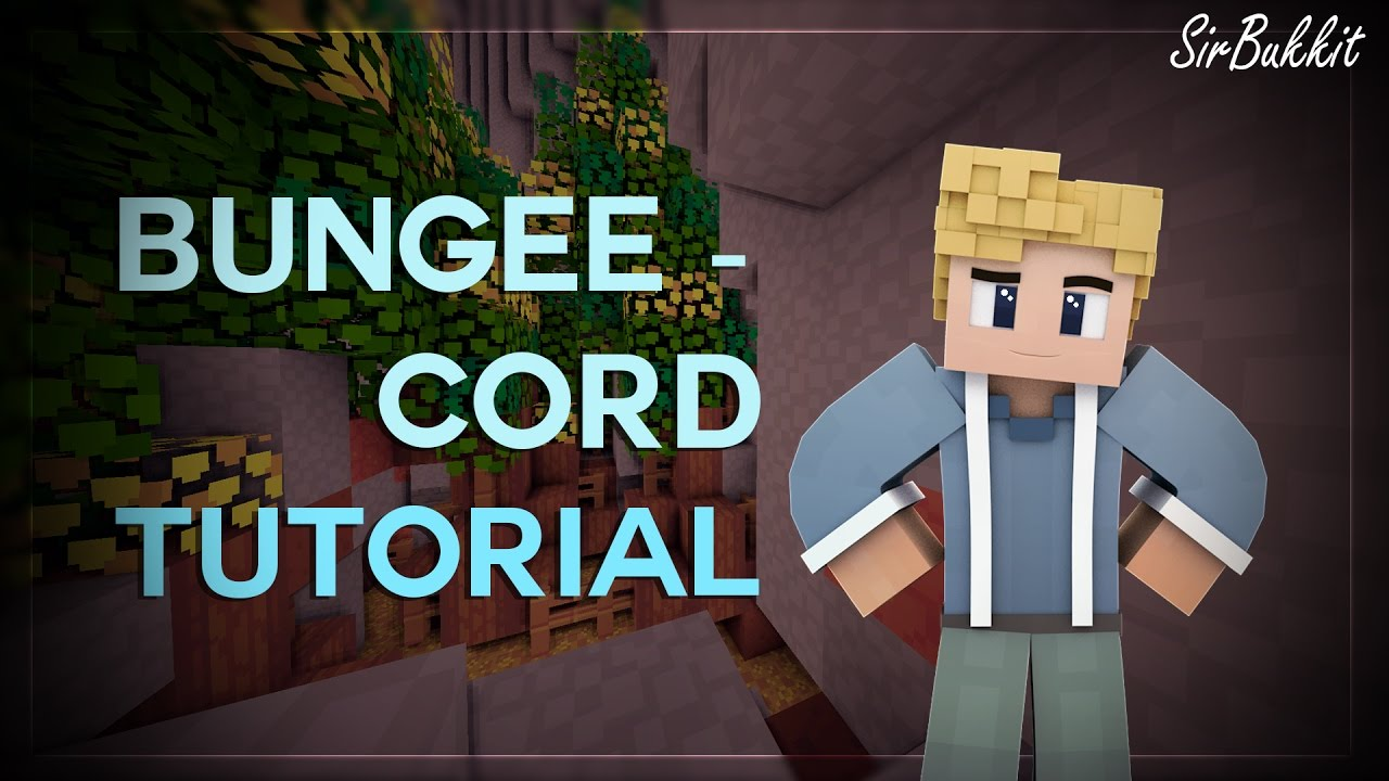 Bungeecord Server Erstellen Rootserver VServer SirBukkit YouTube - Minecraft server erstellen vserver