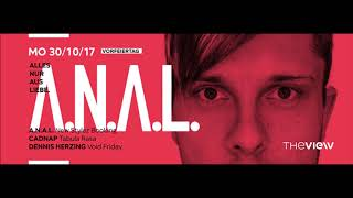 A N A L @ IKARUS Festival 2017 MainStage Closing