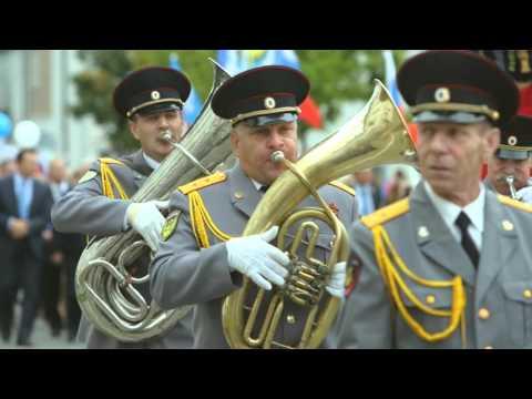 День города Гвардейска 2015 (Калининградская область) Russia City Birthday Gvardeysk Kaliningrad