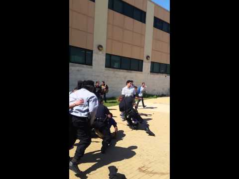 Roosevelt high school riot SATX