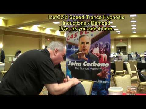 John Cerbone's Speed Trance Induction of the Week – 17 - John Cerbone's Finger Point Wave