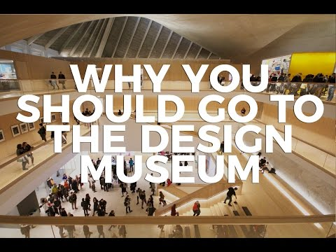 Why you should go to the Design Museum London   The Inside Edit