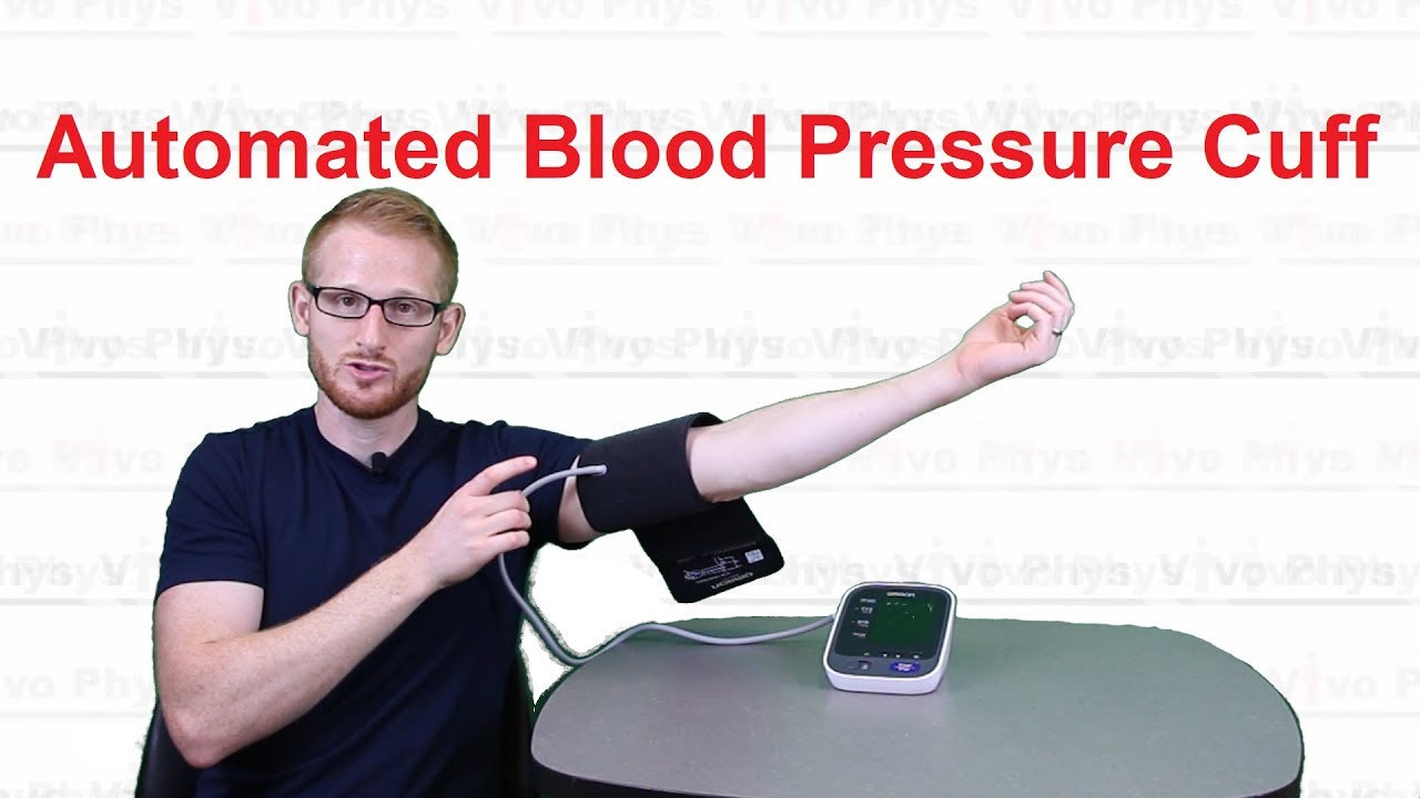 Download Automated Blood Pressure Cuff Use (UPDATED CORRECTED VERSION IN DESCRIPTION)
