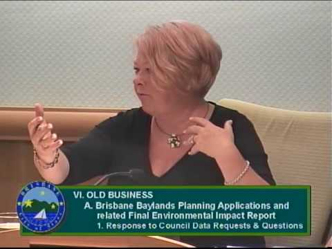 Brisbane City Council Special Meeting 7-24-17 (part 1 of 2)