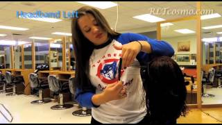State Board Hair Shaping Service Texas PSI Cosmetology