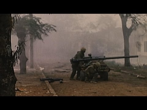 The Experiences of a U.S. Veteran During the Tet Offensive of the Vietnam War