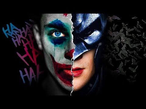 Batman Joker Face Editing | Picsart * Lightroom | Mobile Editing Tips